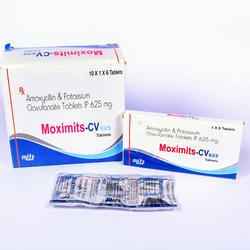 Amoxycillin & Potassium Clavulanate Acid