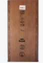 Gold Tuff Block Board