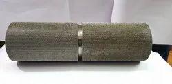 Diamond Knurling Roller