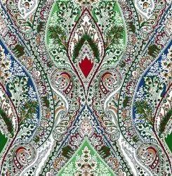 Rayon Crep Fabric Printing Service