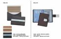 CARD HOLDERS (LEATHERETTE & LEATHER)