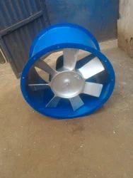Axial Flow Fans Model GPA 900