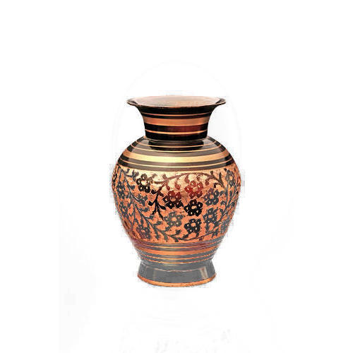 Hand Painted Brass Flower Vase At Rs 500 Piece Mayur Vihar