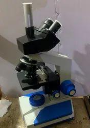 Medico 1500x trinocular research microscope