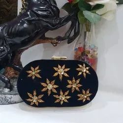 New Design Black Party Clutch