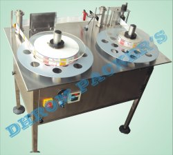 Label Rewinder Machine