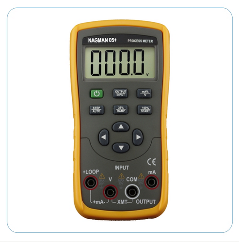 Process Meter Nagman 05 Plus, डिजिटल प्रोसेस मीटर, डिजिटल ...