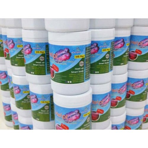 Krill Plus Cz Aqua Monster Kok Flower Horn Fish Food Rs 850