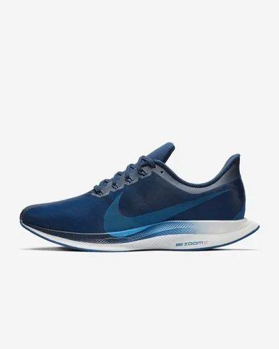 Blue Men Nike Zoom Pegasus Turbo Shoe