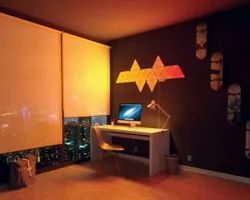 Multiple Size RGB Lights Nanoleaf Aurora, for Office