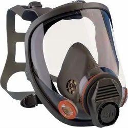 3M Full Face Reusable Respirator, 6900