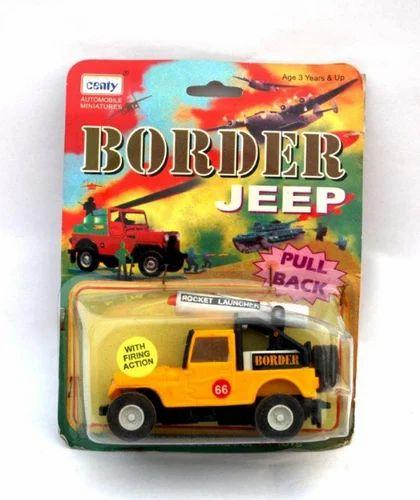 Border Jeep Toy Jeep Toys Mansarovar Garden New Delhi Centy