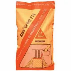 Sikagrout 214 Foundation Grout Material