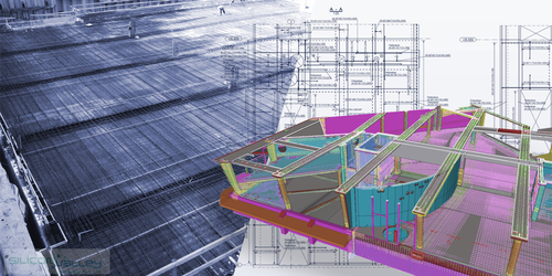 Rebar Shop Drawing Services - Silicon Info at Rs 2000 ...