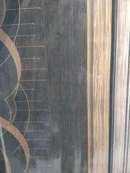 Mica Design PVC Door