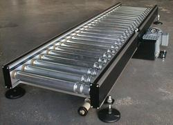 Silicone Insulated Roller Conveyor
