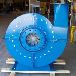 URVAX Mild Steel Industrial Air Blower, Motor Rating: 1-3 HP, Fan Speed: 500-1000 rpm