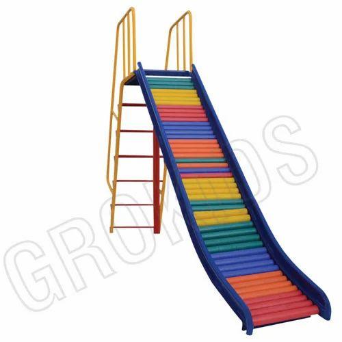 Roller Wavy Slide
