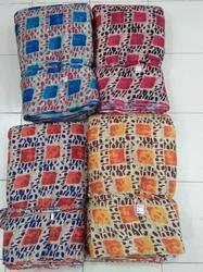 Digital Print Glace Cotton Fabric