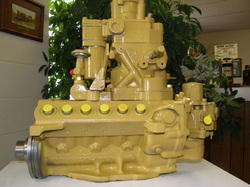 Caterpillar Diesel Fuel Injection Pump Service
