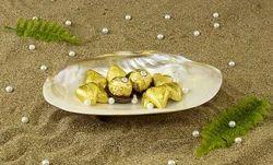 Sea Shell Platter & Bowl
