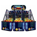 Indoor Coin Operated Basketball Game
