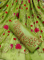 Modal Chanderi Regular Wear Salwar Suits