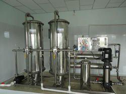 Bisleri Mineral Water Plant