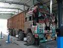 Heavy Vehicles Tyre Alignment Repairing Service