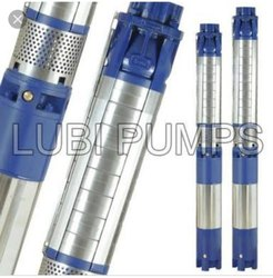 LUBI 15 HP, 10 STG Submersible Pump's