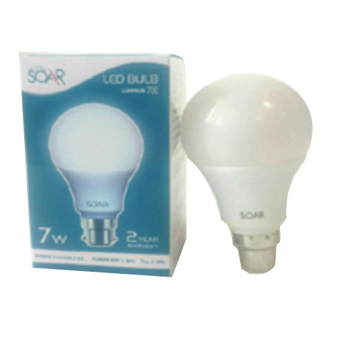 Soar Cool daylight LED Indoor Bulb, Type of Lighting Application: Outdoor Lighting