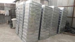 Galvanised Sheet Cooler Water Tanks