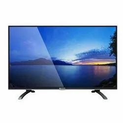 Black Television, Screen Size: 24 Inch