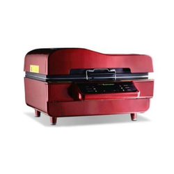 Automatic 3D Sublimation Machine, Capacity: 2000 Piece Per Day
