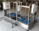 Sole Cleaning And Disinfection Machine
