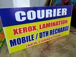 Courier , DTH, Mobile Recharge Service