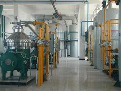 DVC Standard Rice Bran Oil Refinery Equipment, >20, Capacity: 50-1000 Tonnes Per Day