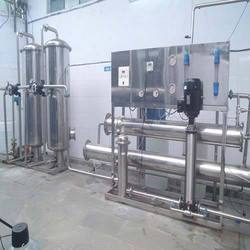 Mineral Water Plant For Residential Society