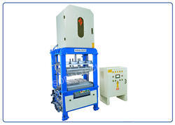 Hot Press Machine (HPS 500 Model)