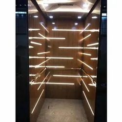 PVC Laminated Sheet Lift Cabin