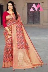 Heavy Patola Sarees For Ladies