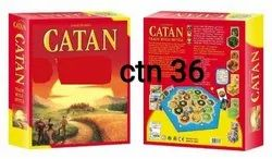 Catan Trade Build Settle Plastic Toy