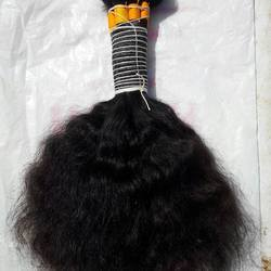 Raw Temple Hair Extension
