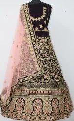 Ladies Designer Wedding Lehenga Choli