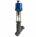 Electric Y Type Control Valve