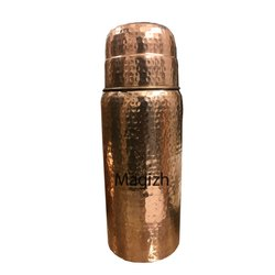 2ltrs Thermos Copper Bottle