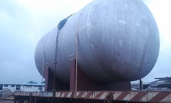 SS Solvant Storage Tank