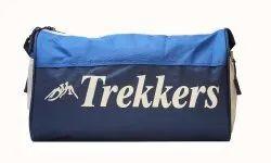 Unisex Gym Bag Trekkers Need Classy (Blue)