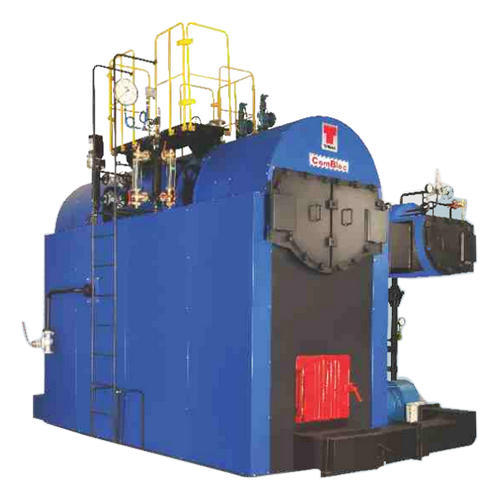 Stainless Steel Automatic Thermax Steam Boiler, 5 - 20 HP, Rs 300000 ...