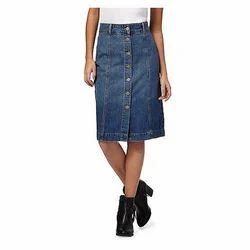 2f75c9128d4b Girls Denim Skirt at Rs 550 /piece   Sitapuri   New Delhi   ID ...